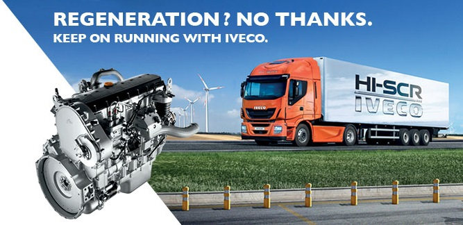 Iveco HI-SCR. The Most Efficient Euro VI Technology On The Market